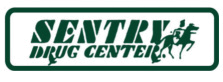 Sentry Drug Center 3 Logo